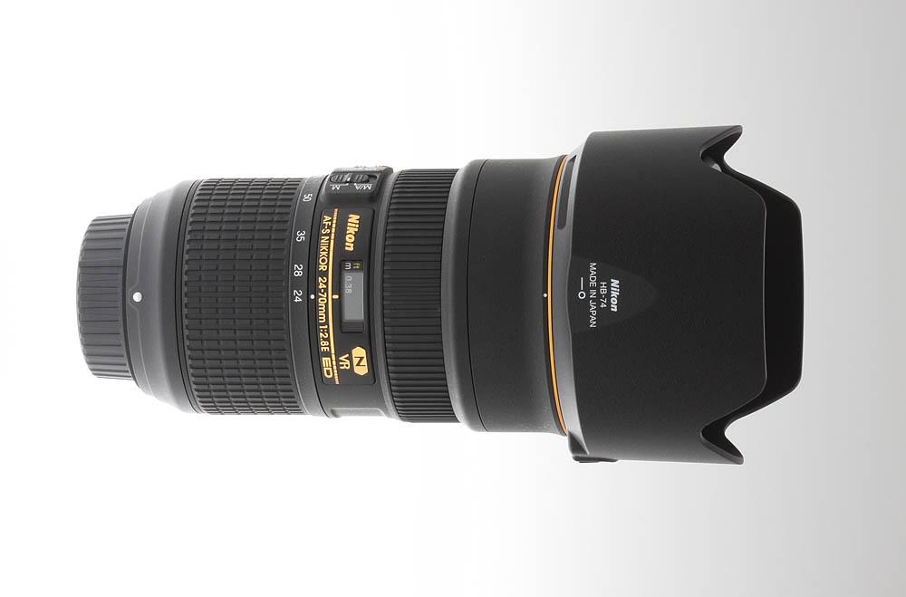 Nikon 24 70mm F 2 8e Ed Vr Af S Nikkor Review