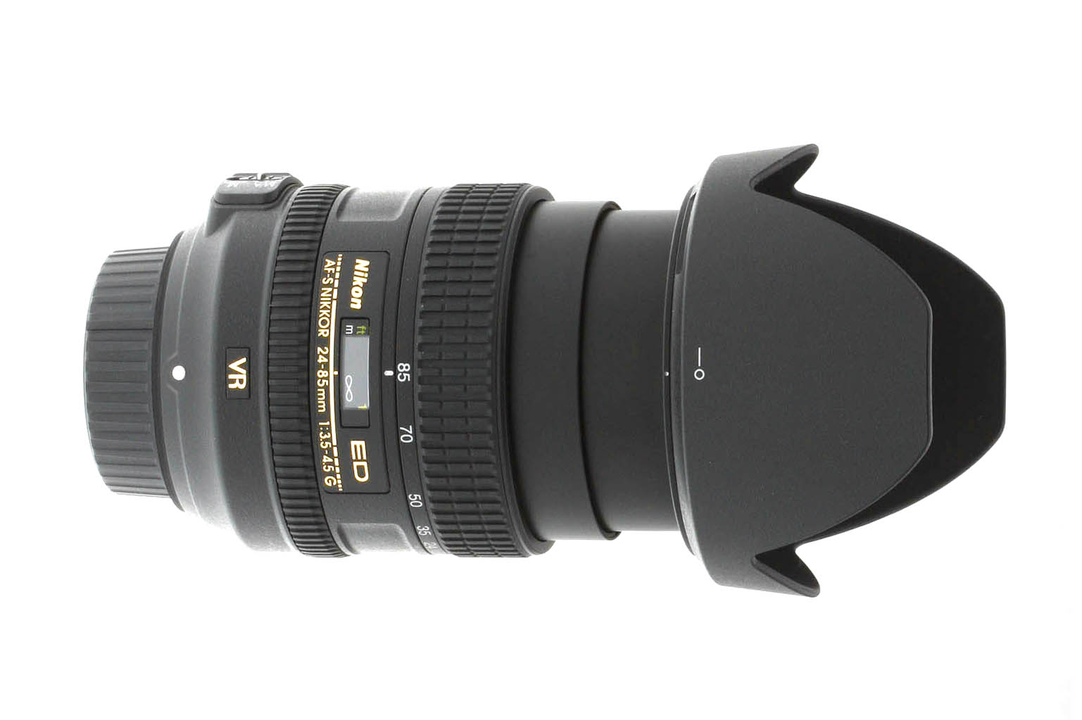 Nikon 24-85mm f/3.5-4.5G ED VR AF-S Nikkor Review