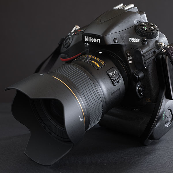 Nikon 28mm f/1.4E ED AF-S Review -- Product Image