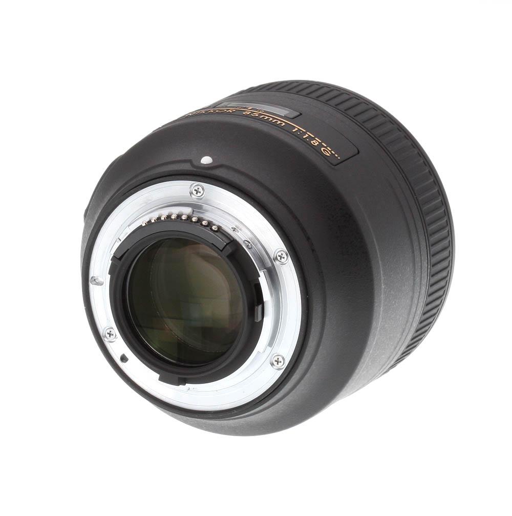 Nikon 85mm F 18g Af S Nikkor Review F18d