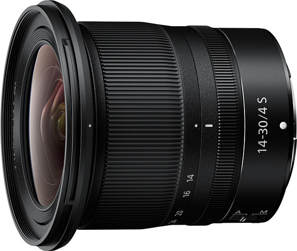 NIKKOR Z 14-30mm f/4 S Product Image