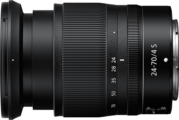 NIKKOR Z 24-70mm f/4 S  Product Image