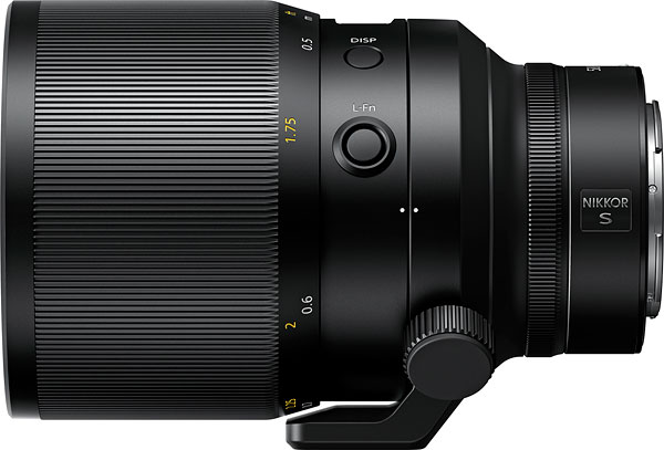 NIKKOR Z 58mm f/0.95 S Noct Review -- Product Image