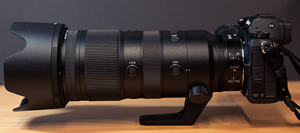 Nikon Z 70-200mm f/2.8 S VR Nikkor Review: Field Test -- Product Image