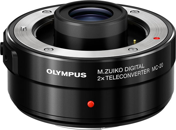 Olympus MC-20 Review -- Product Image