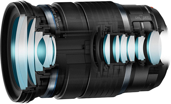 Olympus 12-100mm f/4 IS Pro Review: Field Test -- Product Image