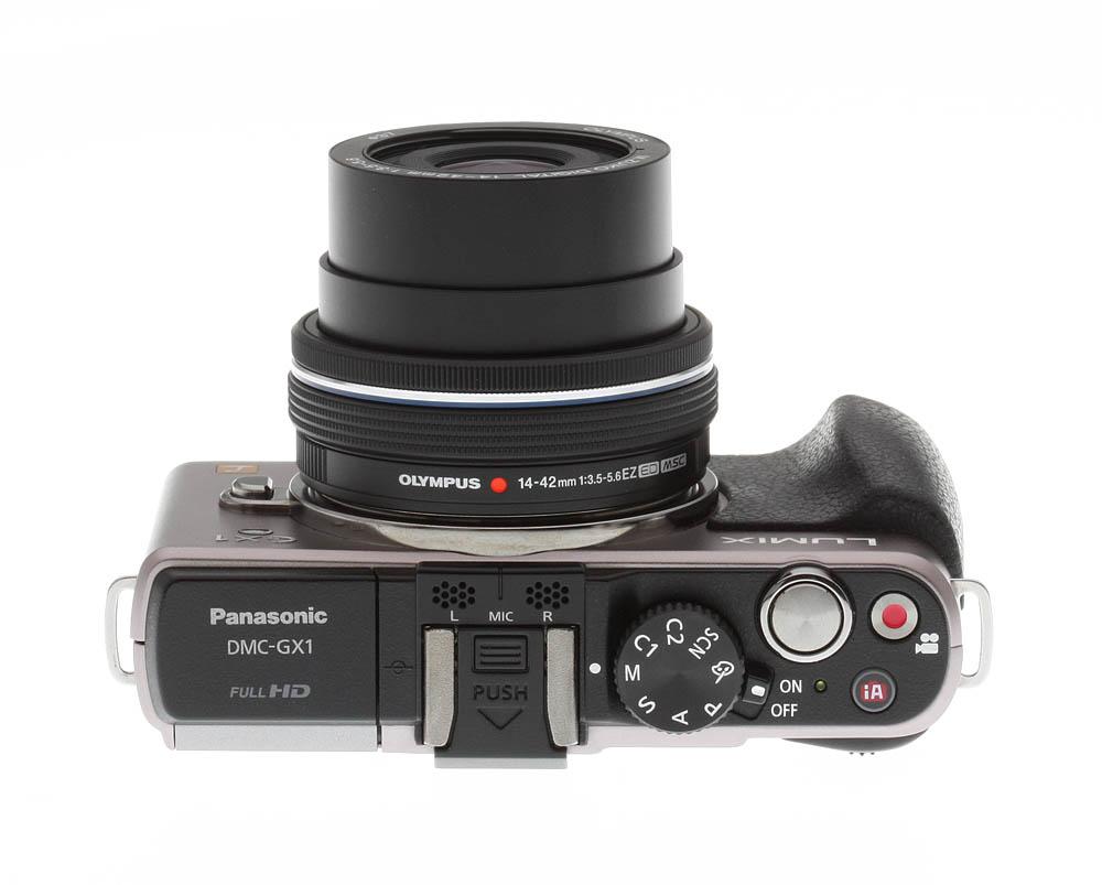 Olympus 14 42mm F 35 56 Ez Ed Mzuiko Digital Review Om D E M10 Mark Iii Kit Silver