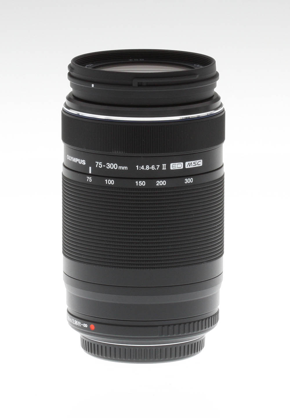 Olympus 75 300mm F 48 67 Ii Ed Mzuiko Digital Review 4 Is Pro Lens