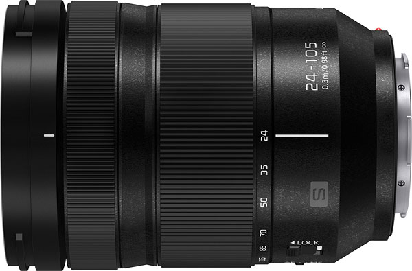 Panasonic LUMIX S 24-105mm F4 MACRO O.I.S. Review -- Product Image