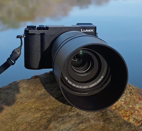 Panasonic 50-200mm - Product Shot