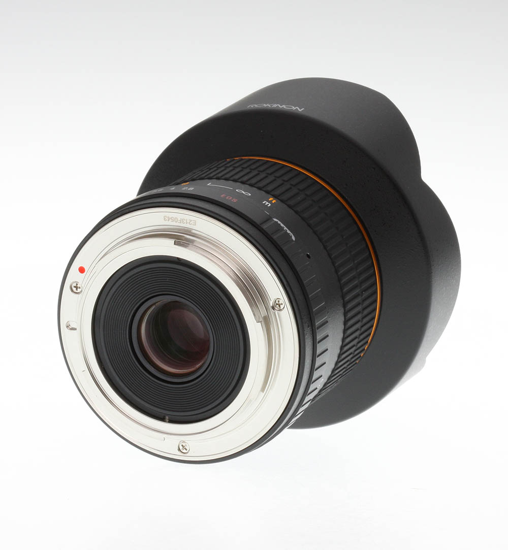 Samyang/Rokinon 14mm f/2 8 IF ED UMC