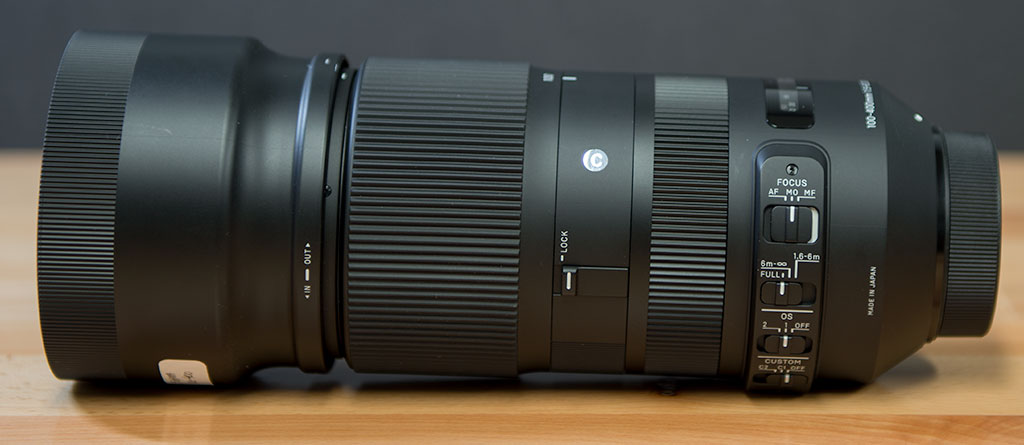 Sigma 100 400mm F 5 6 3 Dg Os Hsm Contemporary Review