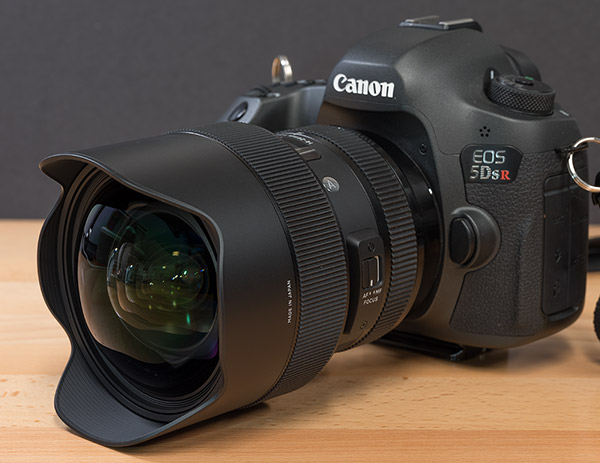 Sigma 14-24mm f/2.8 DG HSM Art Review -- Product Image