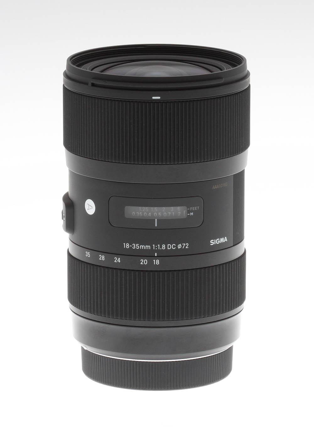 Sigma 18-35mm f/1.8 DC HSM Art Review