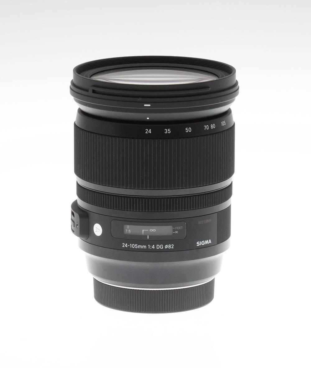 Sigma 24 105mm F 4 Dg Os Hsm Art Review Sony Fe G Oss Lensa Kamera Black
