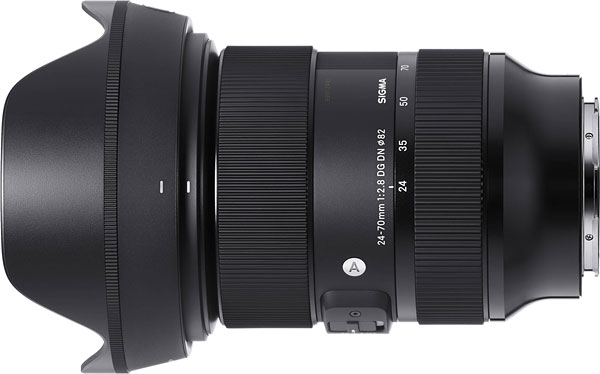 Sigma 24-70mm F2.8 DG DN Art Review -- Product Image