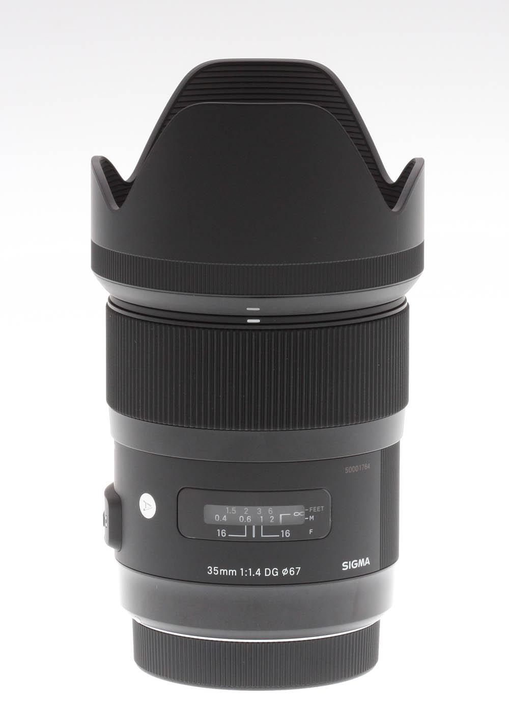 Sigma 35mm F 1 4 Dg Hsm Art Review