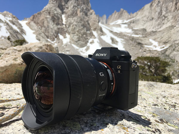 Sony 12-24mm f/4 Review: Field Test -- Product Image