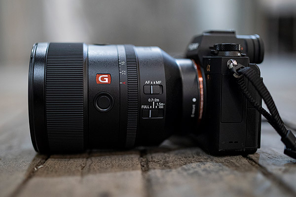 Sony 135mm f/1.8 G Master Review -- Product Image