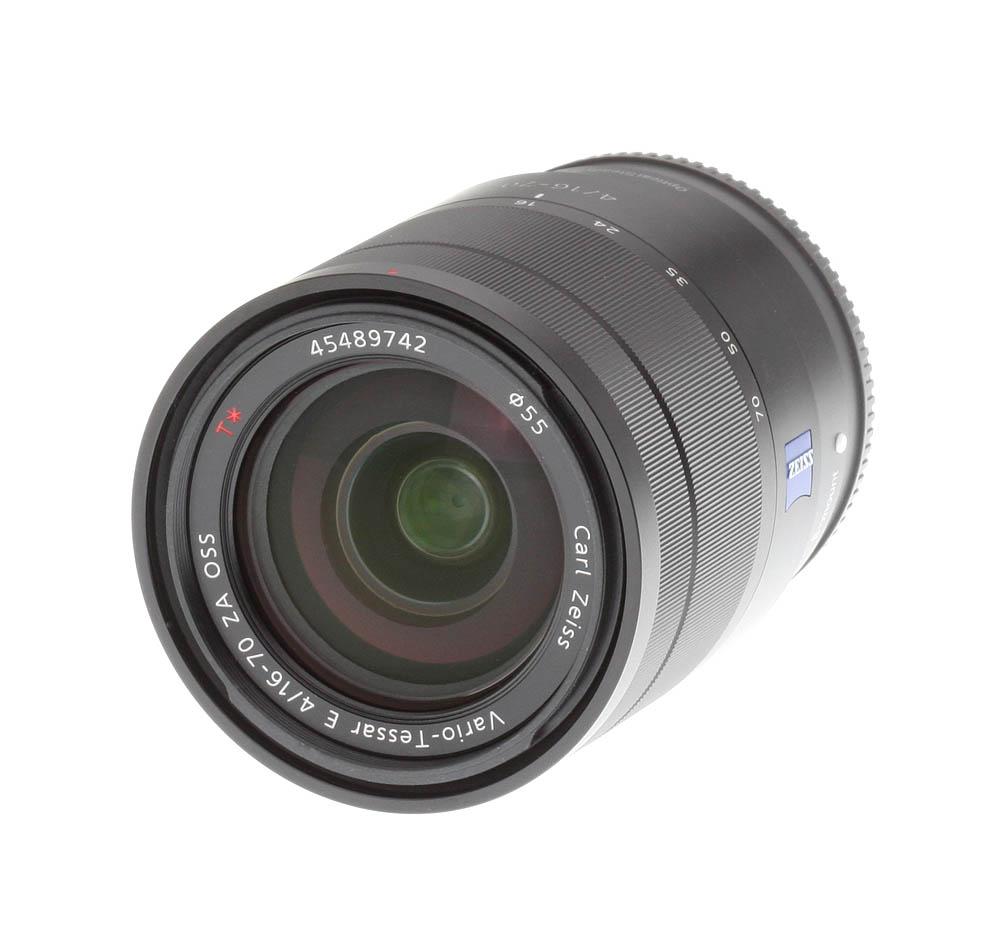 Sony E 16-70mm f/4 Zeiss Vario-Tessar T* ZA OSS SEL1670Z