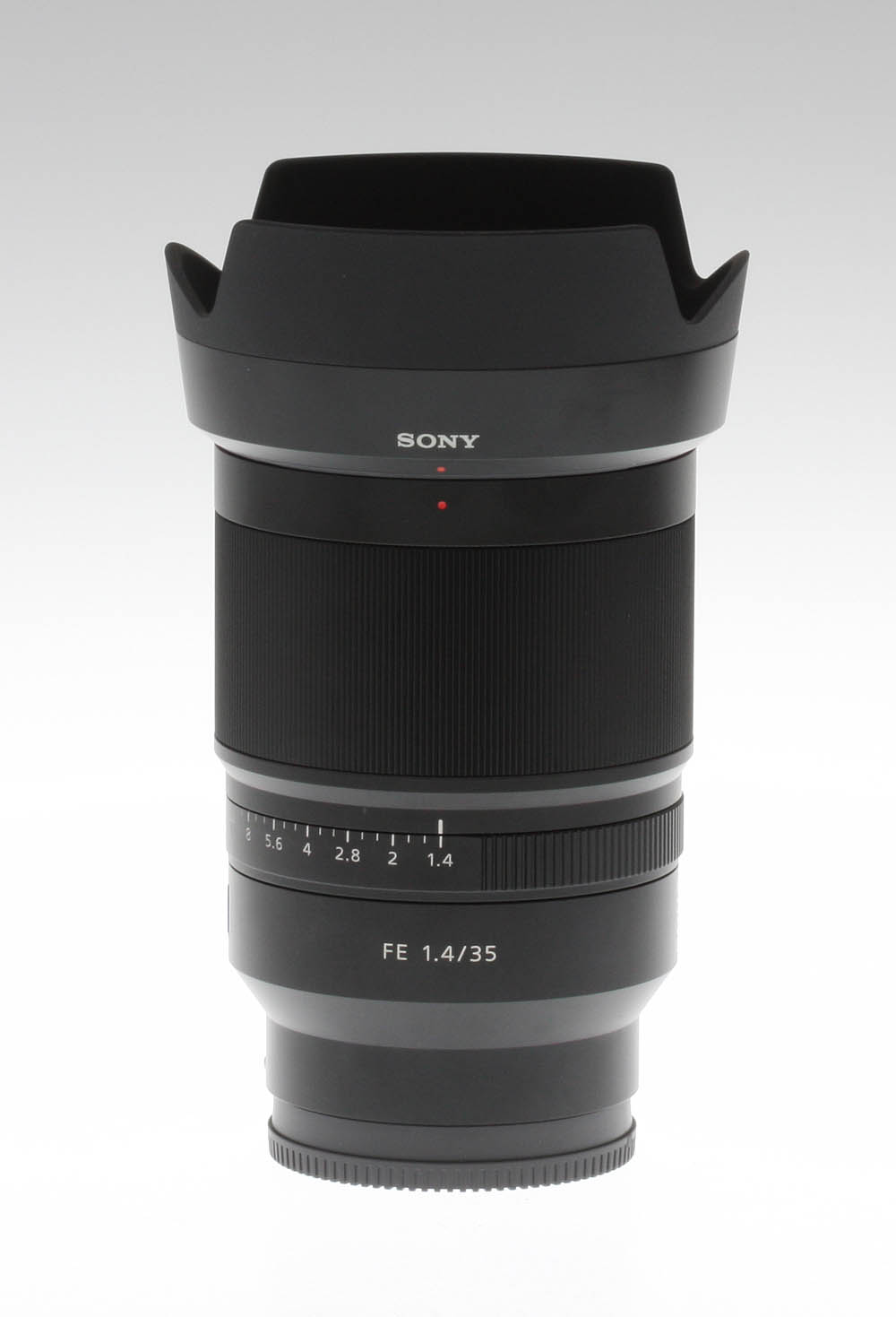 Sony Fe 35mm F 14 Za Zeiss Distagon T Sel35f14z Review Lens Product Photos