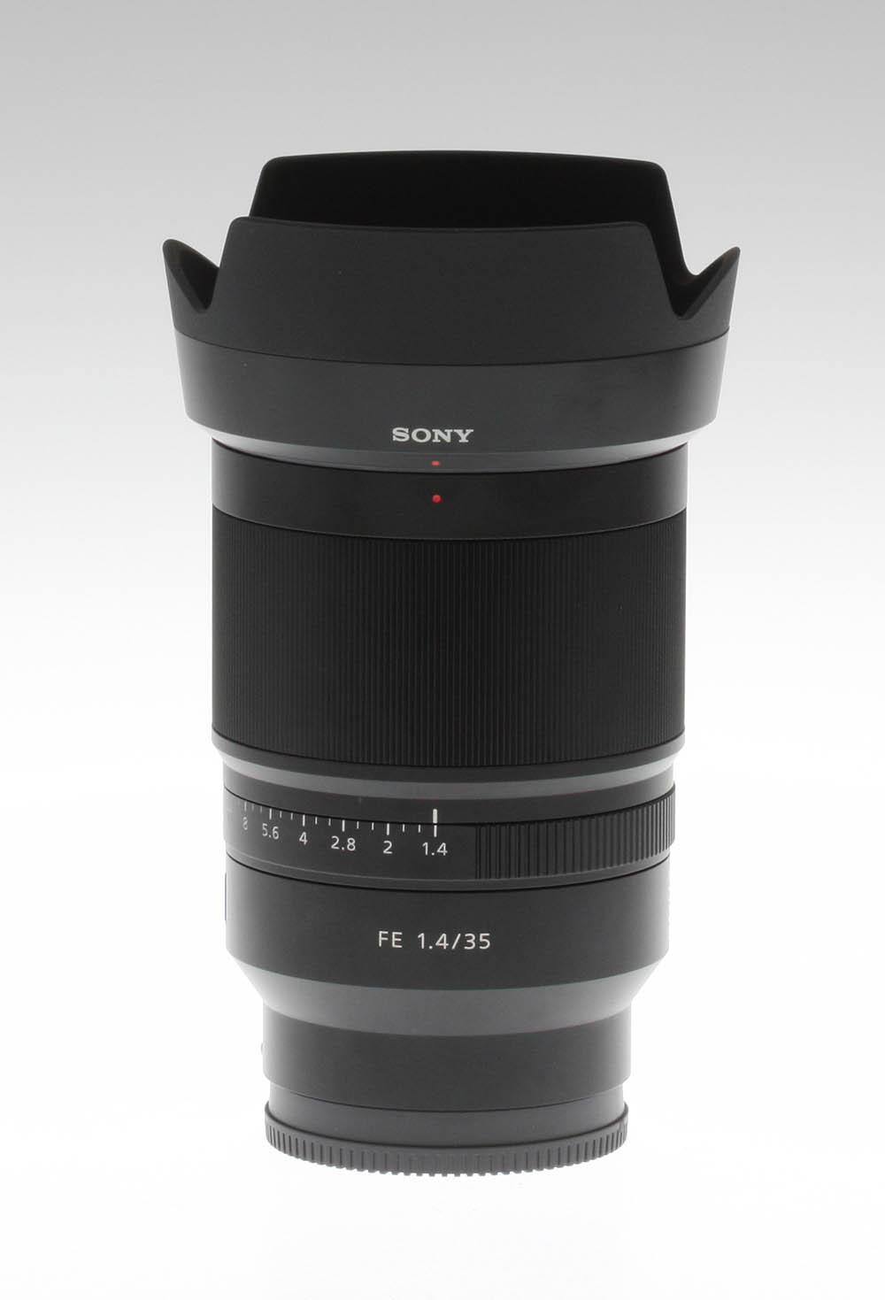Sony Fe 35mm F 1 4 Za Zeiss Distagon T Sel35f14z Review