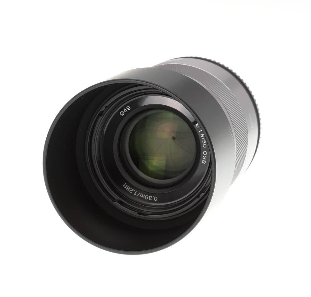 Sony E 50mm F 1 8 Oss Sel50f18 Review