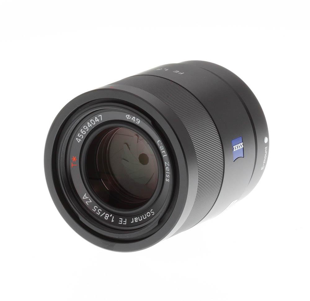 Sony FE 55mm f/1 8 ZA Carl Zeiss Sonnar T* SEL55F18Z
