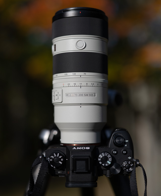 Sony FE 70-200mm f/2.8 GM OSS II Review: Hands-on Review -- Product Image