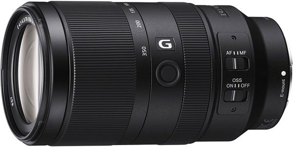 E 70-350mm F4.5-6.3 G OSS Review -- Product Image
