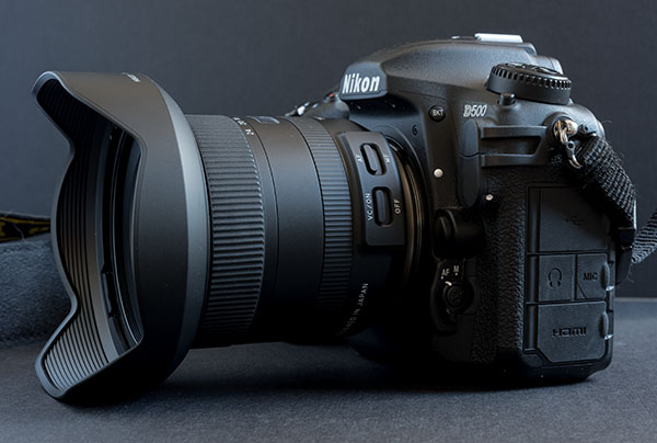 Tamron 10-24mm f/3.5-4.5 Di II VC HLD Review -- Product Image