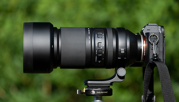 Tamron 150-500mm f/5-6.7 Di III VC VXD Review: Field Test -- Product Image