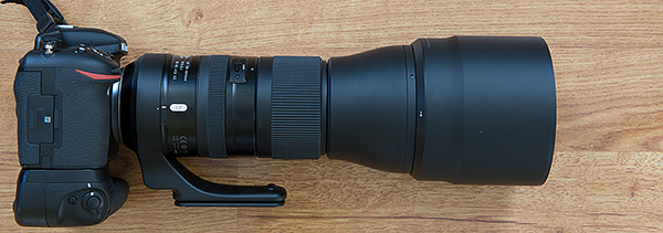 Tamron 150-600mm f/5-6.3 Di VC USD G2 Review: Field Test -- Product Image