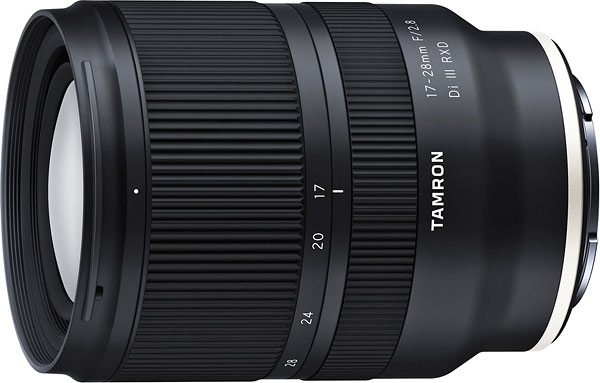 Tamron 17-28mm f/2.8 Di III RXD Review -- Product Image