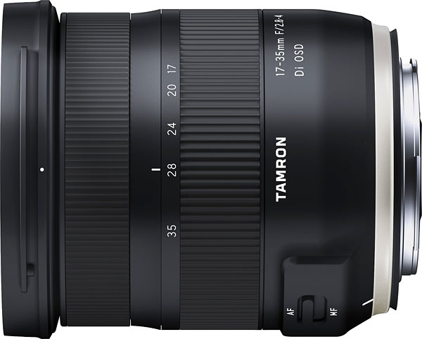 Tamron 17-35mm F2.8-4 Di OSD product image