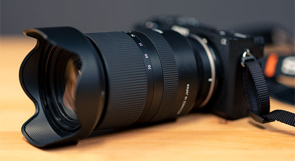 Tamron 17-70mm f/2.8 Di III-A VC RXD Review: Field Test -- Product Image