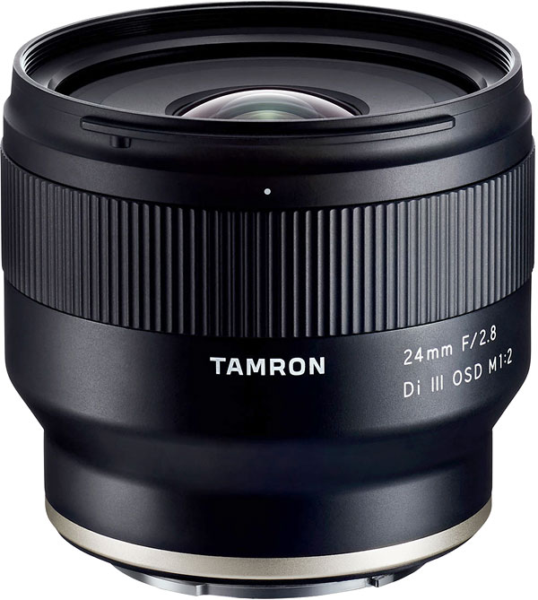 Tamron 24mm f/2.8 Di IIIOSD M1:2 Review -- Product Image