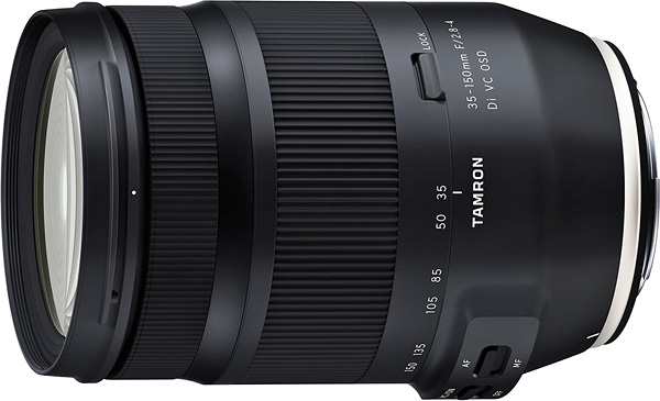 Tamron 35-150mm F/2.8-4 Di VC OSD Review -- Product Image