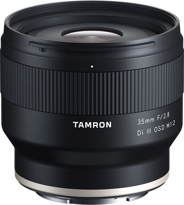 Tamron 35mm f/2.8 Di III OSD M1:2 Review -- Product Image