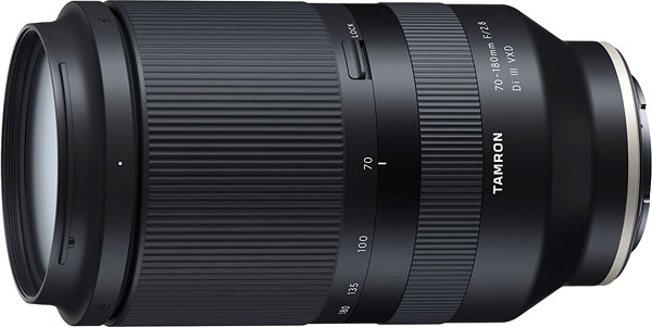 Tamron 70-180mm F/2.8 Di III VXD Review -- Product Image
